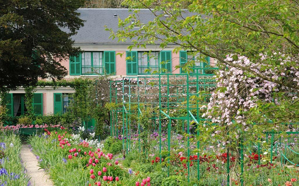Maison et Jardins de Monet à Giverny - Normandie